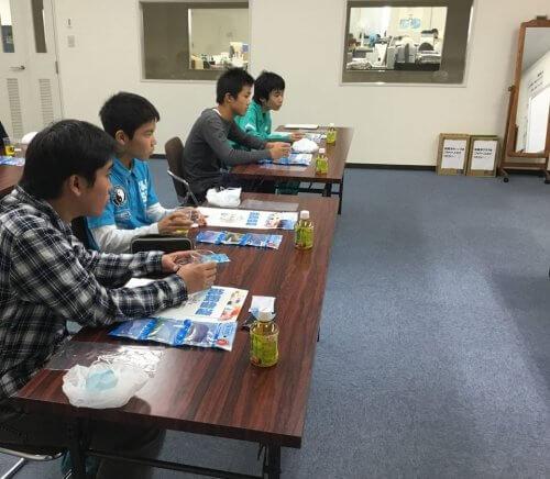 中学生職場体験実習