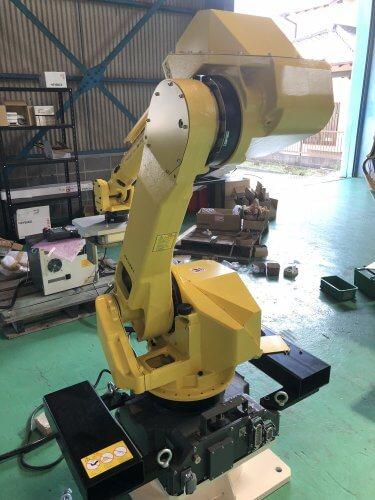 ロボットを使用した省人化設備のご提案、設計から設置